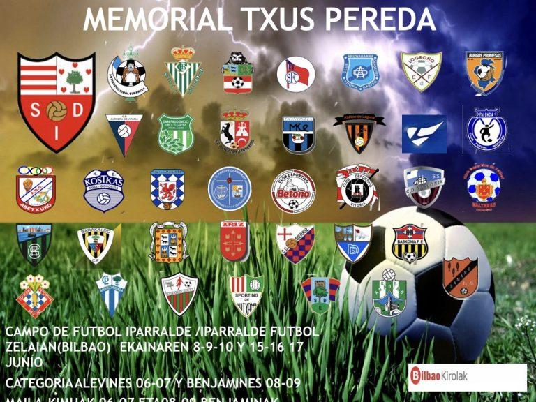 ¿Quieres colaborar en el Torneo Txus Pereda?