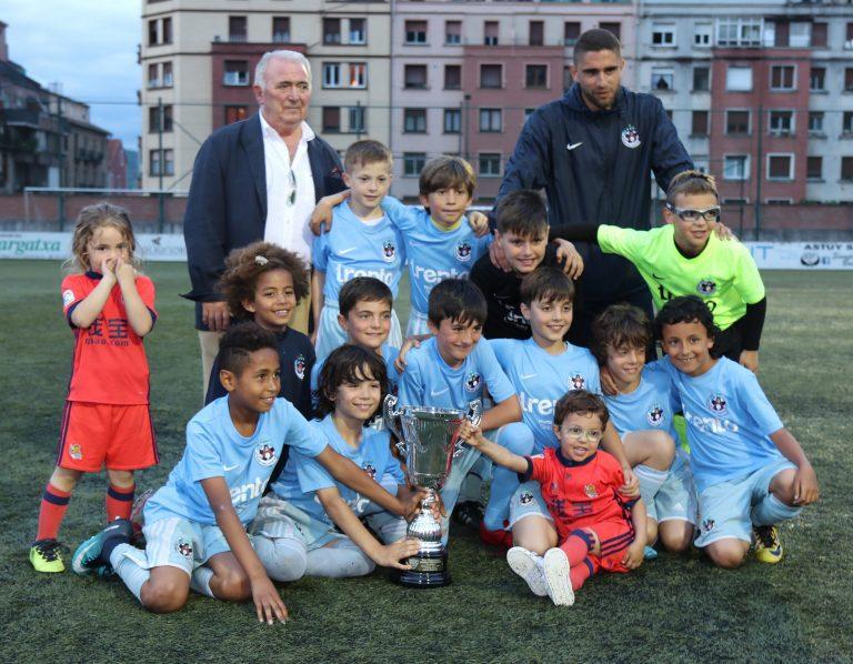 Torneo Txus Pereda (Benjamines 2008-2009)