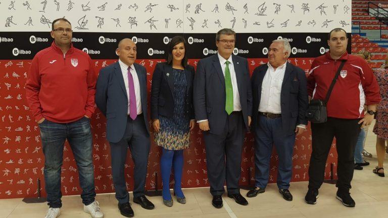 Recepción del Alcalde de Bilbao