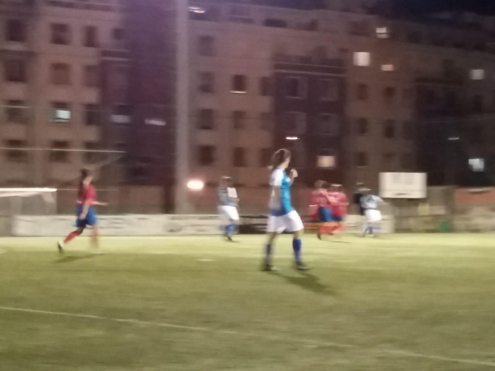 Indautxu Femenino 0 – 5 Pauldarrak