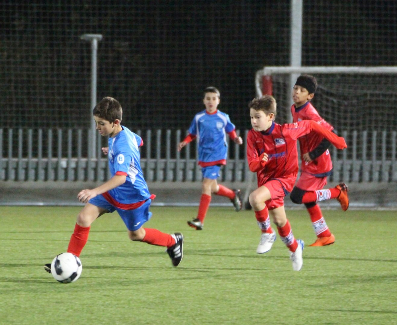 FINAL Torneo Lezama: Indautxu 3-2 Santutxu