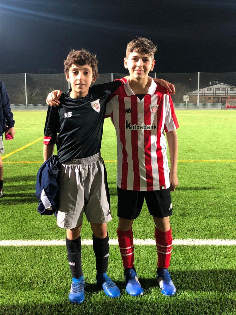 Nicolas Belar y Diego García
