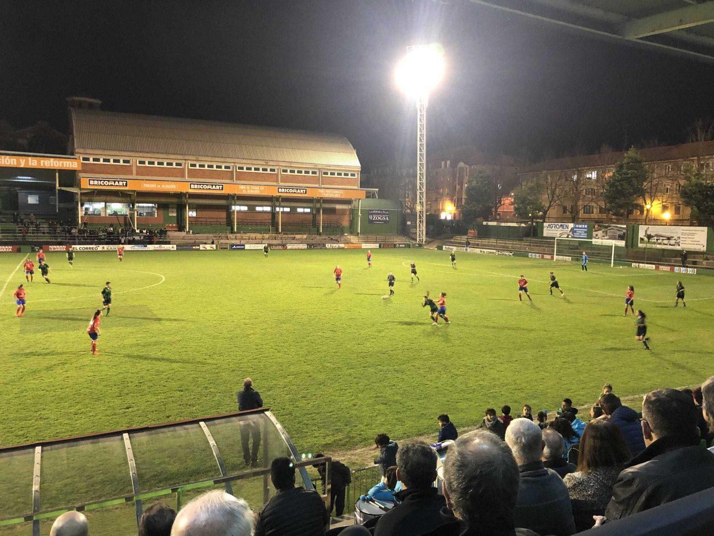 Sestao River 3 – 0 Indautxu Femenino
