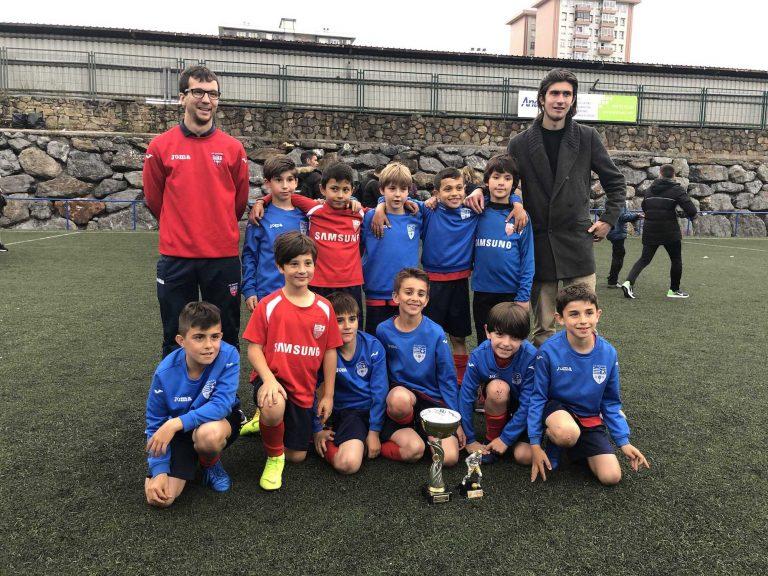 Gurutzeta Cup 2019 (Benjamines)