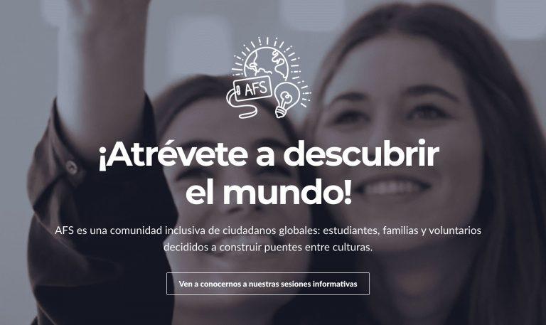 AFS Intercultura: Buscamos una familia de acogida